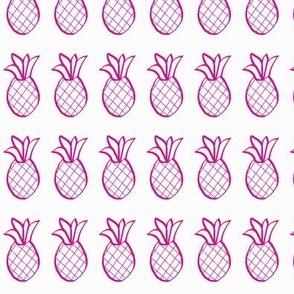 Pineapple - Pink