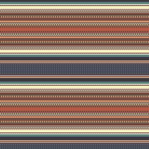 Southwest Geometric Stripes