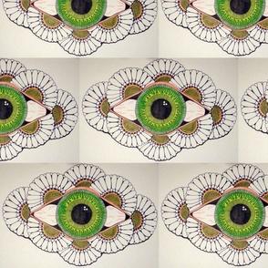 TabZ Green Eye