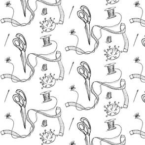 Sketchy Notions