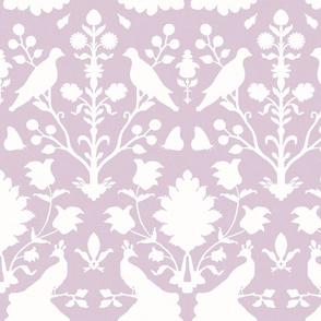 Oiseaux in Lilac