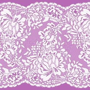 Lace Radiant Orchid