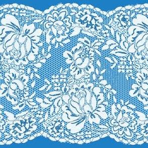 Lace Dazzling Blue