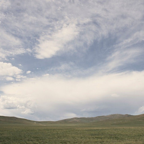 Mongolia Open Spaces Photograph