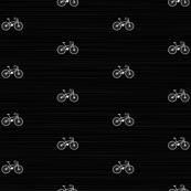 Bikes B&W by Friztin