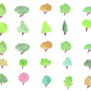Alberelli - Small trees