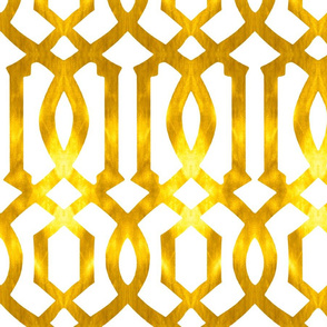 Victoria Trellis in Gold