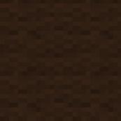 Minecraft Brown Wool - Large