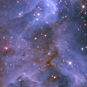 HD Starburst Cluster Shows Celestial Fireworks (2010-07-06)