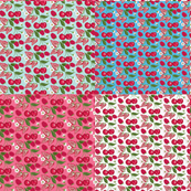 Summer Fruits Patchwork