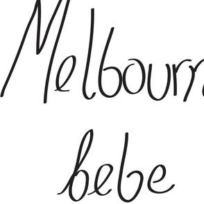 Melbourne bebe