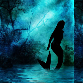 Mermaid_silhouette