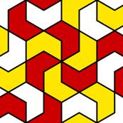 chevron 6 x3 S