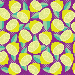 TARTY LEMONS (PurpleBK)