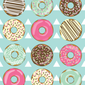 DONUTS AN...