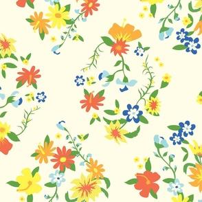 Aslan's Flowers