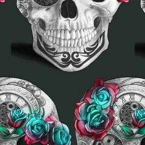 Clockwork Skull