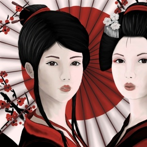 sweet geishas