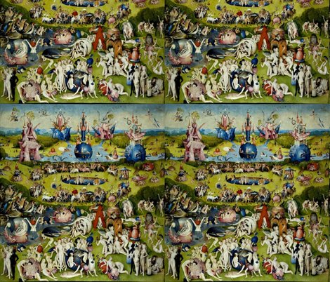 garden of earthly delights high resolution the garden of earthly delights by bosch low resolution