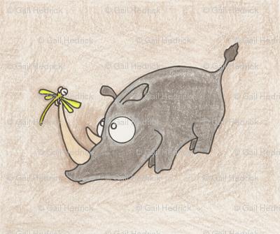 Rhino and Fizz