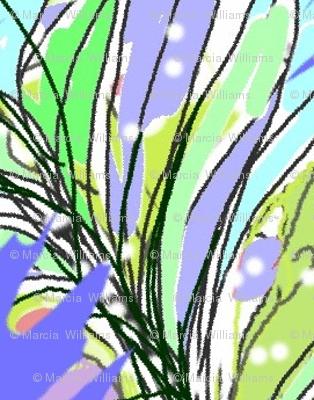 Purple Sage Garden