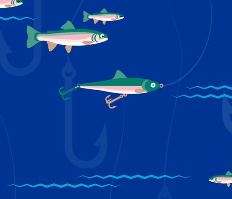 Suspishy Fishies