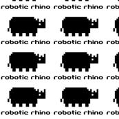 Robotic Rhino