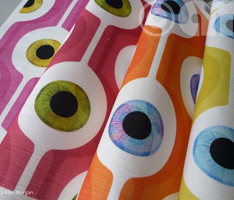 Eye Pod Yellow