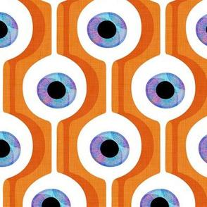 Eye Pod Orange
