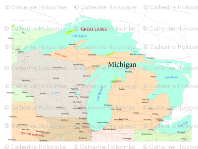 Modern Michigan