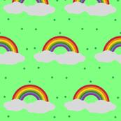 Green Rainbow