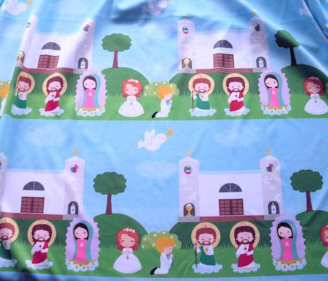 Little Catholic Saints