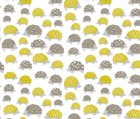 Hedgies_goldenrod_silver_grey_shop_preview