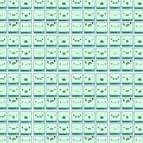 Mini BMO Beemo Faces Kawaii