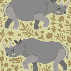 rhino botanical