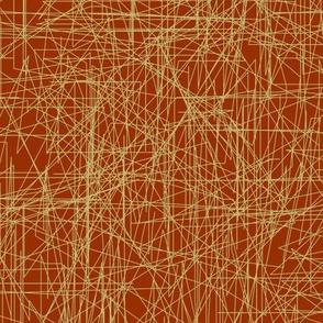 sisal muted orange