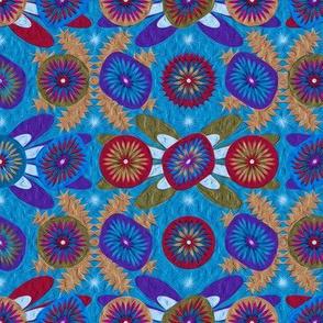 Aztec-Blue