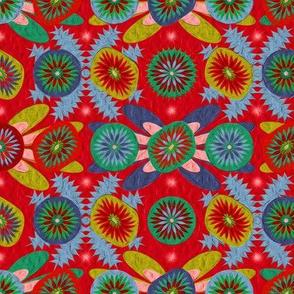 Aztec-Red