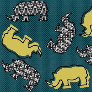 Rhino Wax