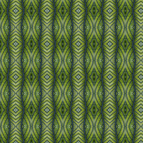 00 pure alien skin green small fabric whimzwhirled for Alien fabric