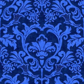 Blue Damask smaller