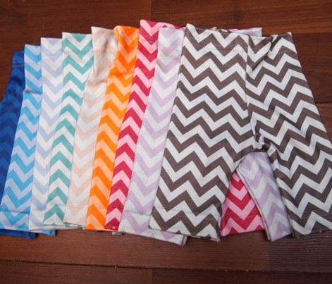 Chevron Knit 9 Colors