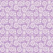 Flora Deco in Lavender