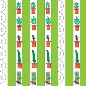 Herb Garden Stripes