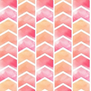 Watercolor Chevron-01