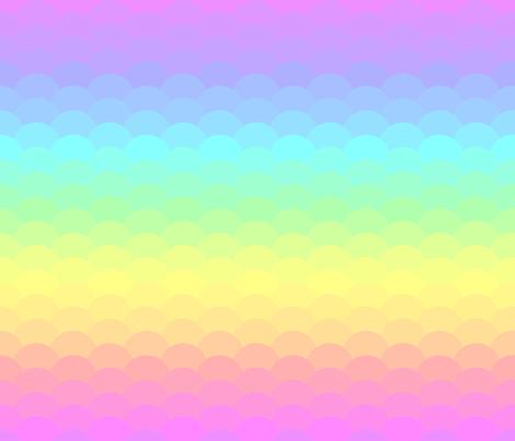 rainbow scales