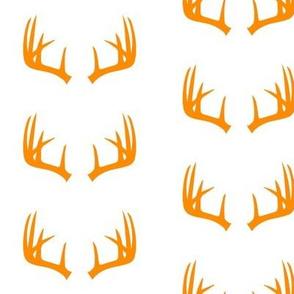 orange antlers