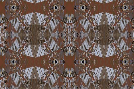 Brown Gray Abstract