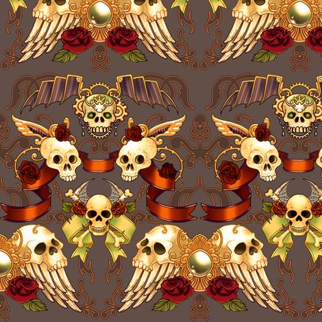 Skull Experiment 2