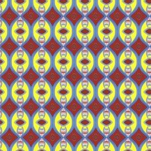 Watercolor Traffic Jam - 018